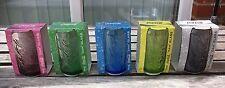 Pièce de collection RARE NEW BOXED x5 COCA COLA verres Coke peut Tumbler Design