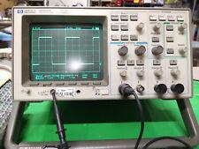 Hp Agilent 54601a 4 Channel 100 Mhz Oscilloscope Tested