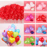 10PCS Helium Balloons Love Heart Latex Thickening Wedding Birthday Party Decor