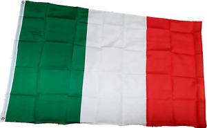 Fahne Flagge Italien Italy Italia 90 x 150 cm mit 2 Ösen