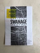Official Swanage Street Map