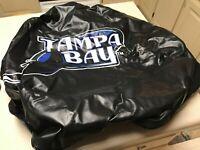 MLB Tampa Bay Devil Rays Vintage Logo Baseball Team Tire Cover