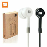 Xiaomi 3.5mm In-Ear  Headset Android iPhone Earphone For Stereo Piston Headphone
