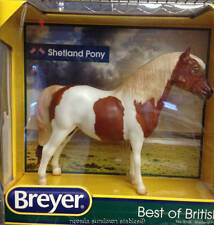 Breyer Model Horses 2015 Chestnut Pinto Shetland Pony