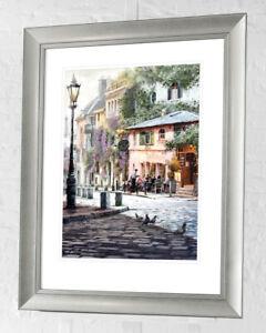 Richard Macneil Framed  Art Prints London New York Venice Paris Rome Pictures