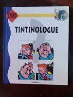 Tintin - Album Êtes-vous tintinologue (Tintinologue) version anglaise