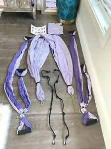 Yoga Body Trapeze Purple