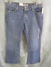NOS Old Navy Ultra Low Flare Jeans Size 12 NWT