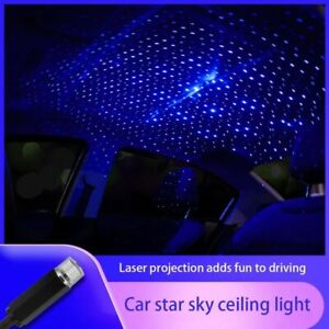 Car Accessories Interior USB Atmosphere Star Sky Lamp Ambient Star Night Lights