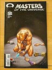 MASTERS of the UNIVERSE #4a (He-Man) (2002 IMAGE Comics) ~ VF/NM Book