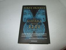 HERBIE BRENNAN: LA GUERRA DEGLI ELFI (Cartonato Mondadori Prima Edizione 2003)