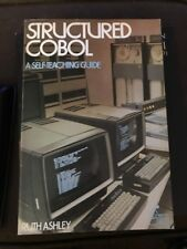 Structured COBOL by Ruth Ashley