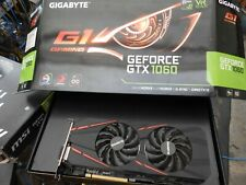 Gigabyte GeForce G1 1060 6GB graphics card