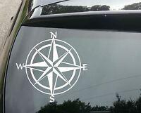 Compass Travel Car/Window JDM VW EURO Vinyl Decal Sticker