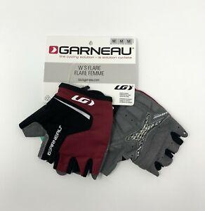 Louis Garneau Women's Flare Cycling Gloves Size Medium Plum New