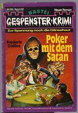 GESPENSTER - KRIMI Band 433 / FREDERIC COLLINS / (Bastei 1973-1985)