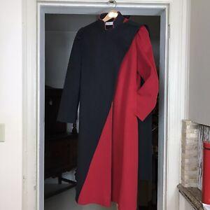 1980s Large wool Southwestern CAPE coat 1980s Large wool PONCHO   one size