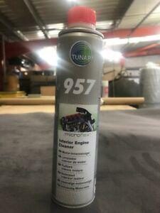 Tunap 957 Engine oil flush