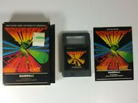 Baseball Magnavox Odyssey 2 Video Game Complete in Box