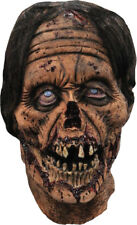 Morris Costumes Zombie Sir Ghastly Full Over The Head Latex Mask. VA124
