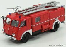 Edicola 117379 scala 1/72 berliet jelcz 003 tanker truck fire engine 1966 red