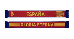 Unused adidas Spain Espana Scarf National Team Soccer Football Adult Size