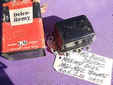 1953-1956 CADILLAC , BUICK 1953-1957 OLDSMOBILE VOLTAGE REGULATOR 1119125 DELCO