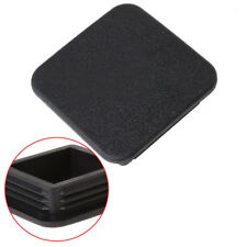 Class III IV 2''Black Trailer Hitch Cover Plug Receiver Cover Cap Dust'Pr AZU