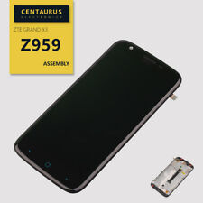 """USA For ZTE GRAND X 3 Z959 5.5"""" Frame LCD Display Touch Screen Digitizer Panel"""