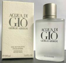 Giorgio Armani Acqua Di Gio 3.4 oz for men EDT **NEW IN SEALED BOX**