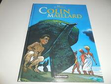 COLIN MAILLARD/ CABANES/ TBE
