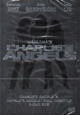 The Ultimate Charlies Angels 2 DVD Box Set - Brand New & Sealed - Nordic