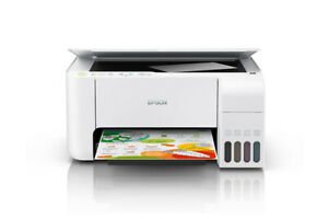 Epson EcoTank L3156 Wi-Fi All-in-One Ink Tank Compact Printer Print Scan Copy