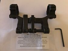 HK German Claw Scope Mount with ARMS #21 30mm Rings!!! Ultimate Comb!!