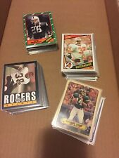 1982 1983 1984 1985 1986 Topps Football Complete Your Set You Pick 10 lot EX-MT