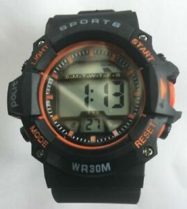POLIT SPORTS WATCHS 30M WATER RESISTANT