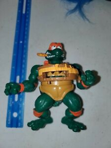 1993 TMNT Mikey/Michelangelo Pizza Tossing no accessories