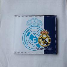 110x98 Real Madrid wallet football soccer purse PU fashion souvenior vogue