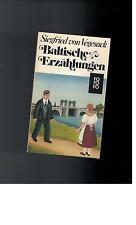 Siegfried Vegesack - Baltische Erzählungen - 1983