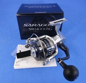 20' NEW SHIMANO SARAGOSA SWA 14000XG 14000 XG SW A SERIES REEL *U.S SELLER*