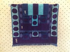 Yves Saint Laurent Towel Set Field Crest Vintage 1970's 100% Cotton Made in USA