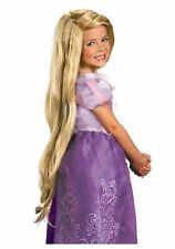 Disney Princess Tangled Rapunzel Deluxe Child Costume Wig Disguise 13745