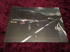Rolls-Royce Black Badge Brochure - Dawn, Ghost & Wraith