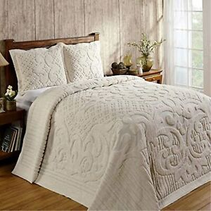 Better Trends-Ashton Collection King Bedspread