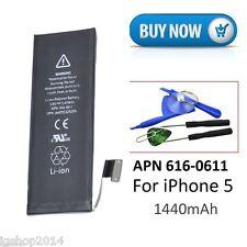 batteria compatibile 616-0611 per iphone 5 incluso i kit per la sostituzione