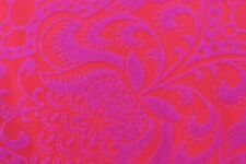 DROP IT MODERN Photography Backdrop NEON FUCHSIA PINK VELVET PSYCHEDELIC 107""