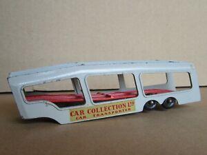 627Q 1958'S Lesney Matchbox Moko No.2 Car Transporter Accessory Pack 1:75