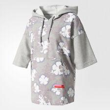 ~nwt~STELLA McCARTNEY adidas STELLASPORT HOODIE Printed Floral Sweat Shirt~Sz XS