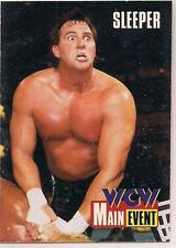 """1995 Cardz WCW Main Event Sleeper """"The Butcher"""""""