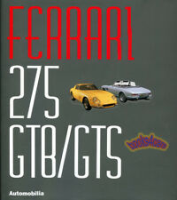 FERRARI 275 BOOK AUTOMOBILIA ALFIERI